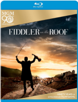 Fiddler on the Roof 40th Anniversary Edition Blu-Ray (Region A/1)